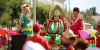 «Арбузный Фестиваль» — Город Камышин
