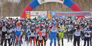 Спортивный Фестиваль «Лыжня России»