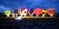 Фестиваль Воздухоплавания «Золотая Осень» — Переславль-Залесский
