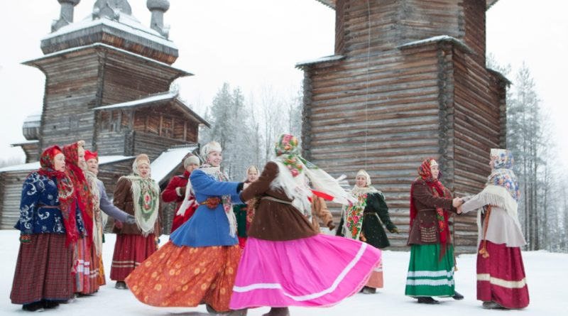 Фестиваль Хрустальные Звоны Каргополь Архангельская Область