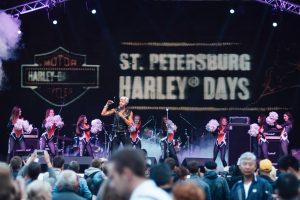 Фестиваль «Harley Days» — Санкт-Петербург