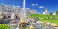 Открытие Фонтанов В Петергофе — Санкт-Петербург — 2018