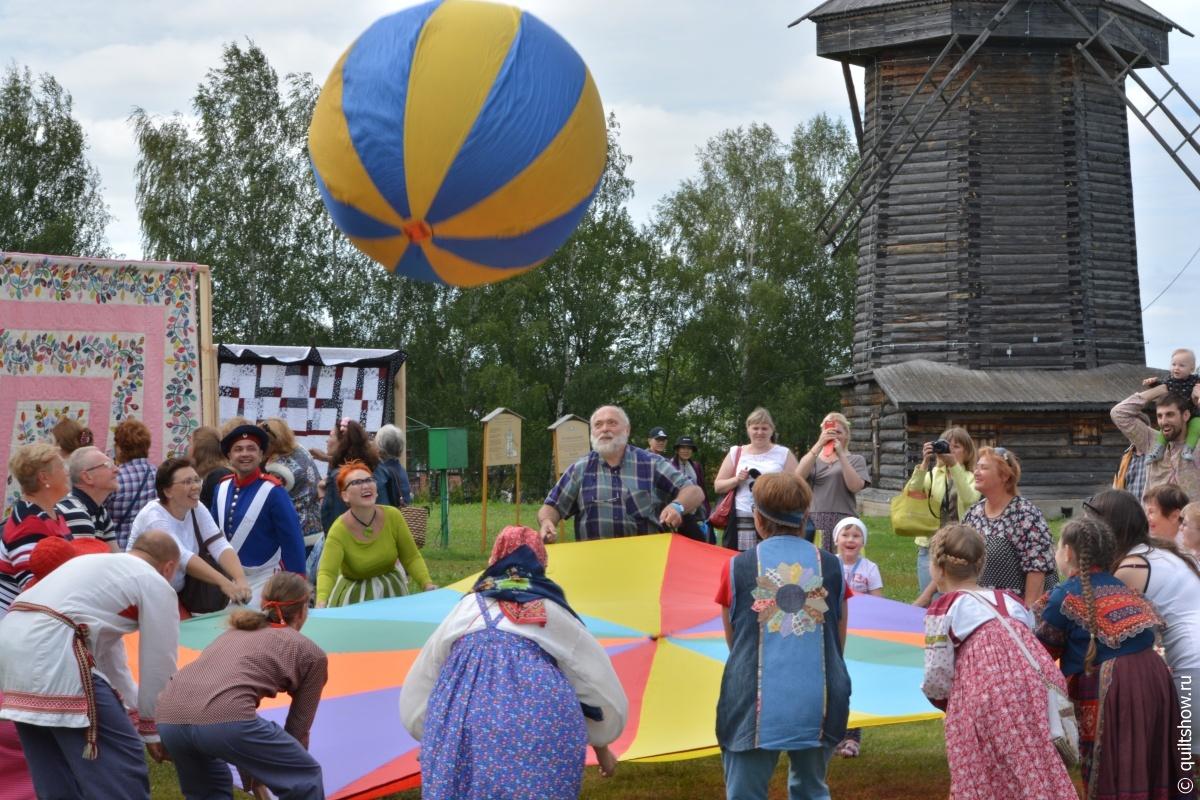 Фестиваль Лоскутного Шитья Суздаль
