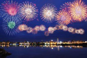Фестиваль Фейерверков «Звездопад» Смоленск