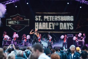 Фестиваль «St. Petersburg Harley Days» — Санкт-Петербург
