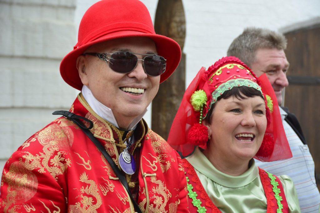 Фестиваль Плес На Волге Льняная Палитра