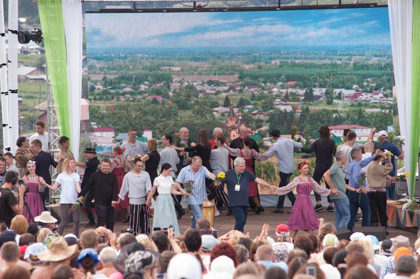 Фестиваль Шукшинские Чтения Алтайский Край