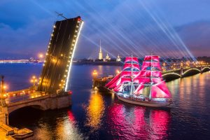 Алые Паруса — Санкт-Петербург