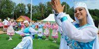 Сабантуй — Казань — Республика Татарстан