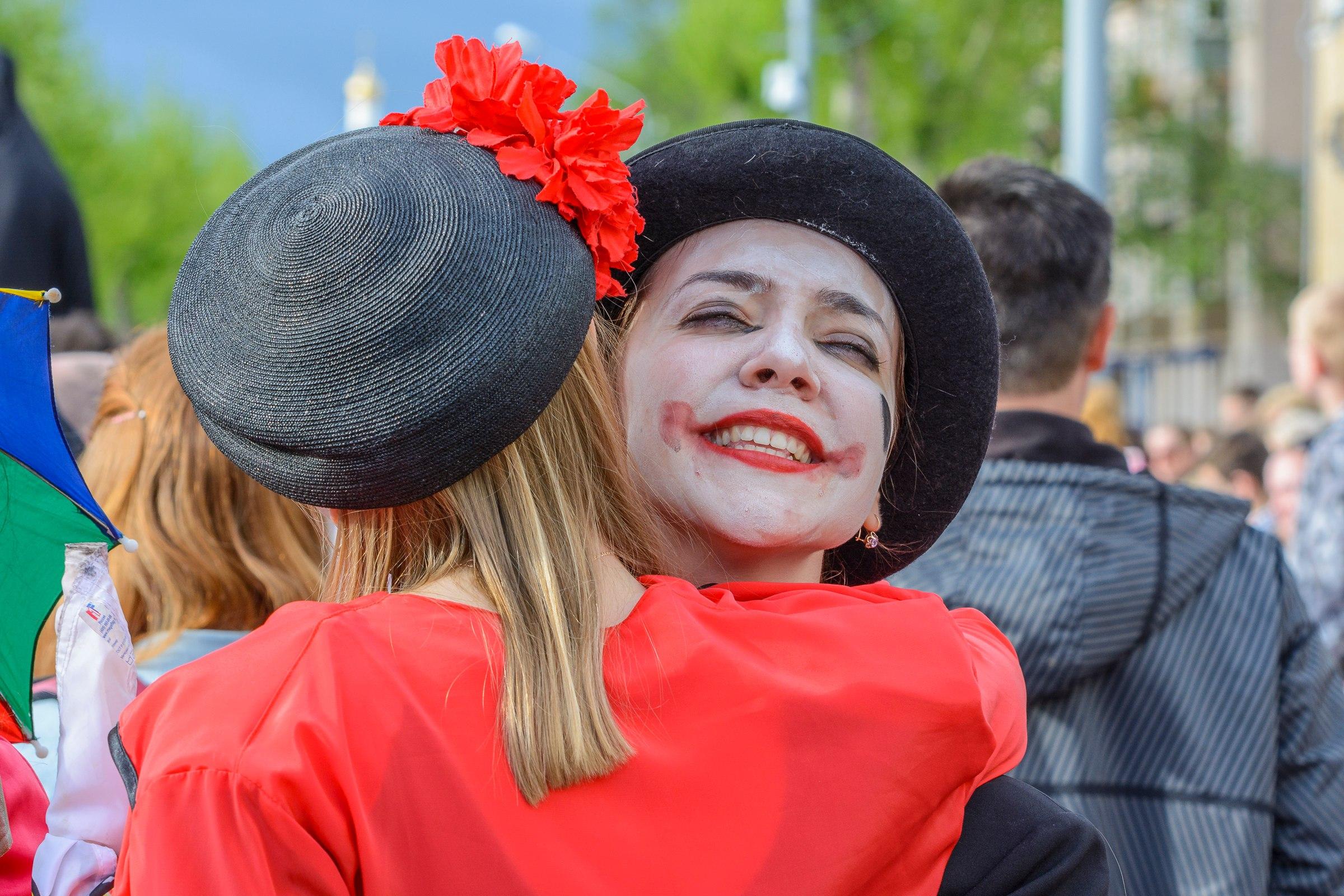 Фестиваль Уличных Театров Архангельск
