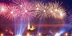 День Города в Санкт-Петербурге