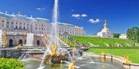 Закрытие Фонтанов В Петергофе — Санкт-Петербург