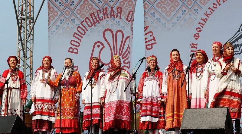 Фестивальное Лето Вологодская Область