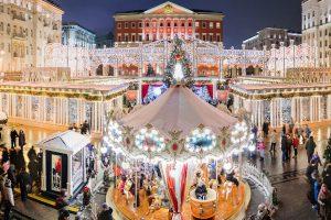 Фестиваль «Путешествие В Рождество» — Москва
