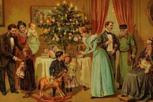 Праздничный вечер  «Семейное Рождество» — Ярославль