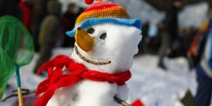 Фестиваль Снеговиков — Москва