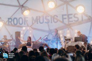 Фестиваль «Roof Music Fest» — Санкт-Петербург