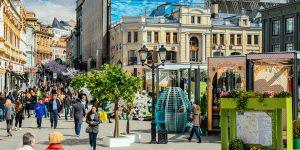 Фестиваль «Московская Весна А Капелла» — Москва