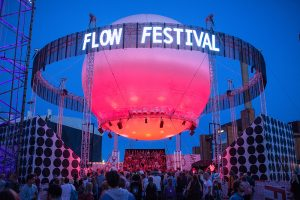 Фестиваль Flow Festival Хельсинки Финляндия