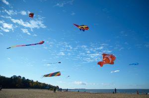 Фестиваль Воздушных Змеев Фортолет Санкт-Петербург