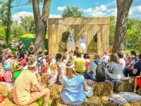 Фестиваль «Зайцы на ферме» — в Москве