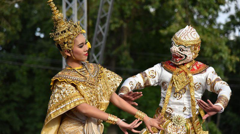 Тайский Фестиваль в Москве