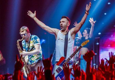 Группа Ленинград в Санкт-Петербурге — концерт «Ленинградский новый год» 2019