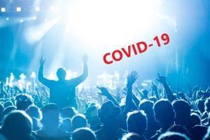 Отмена концертов из-за коронавируса в России