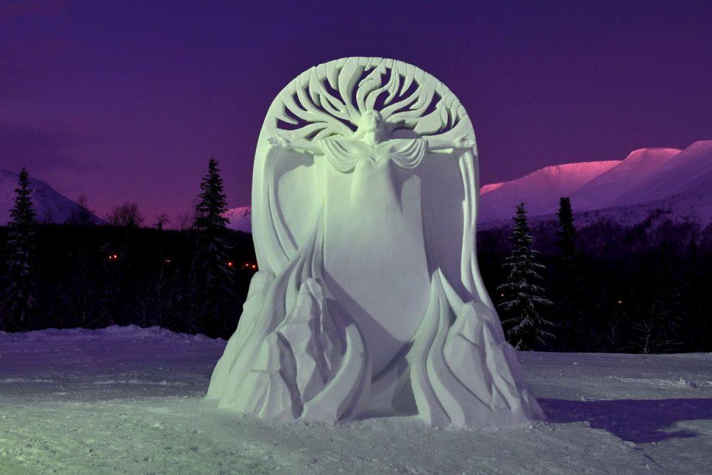 Фестиваль Снеголед