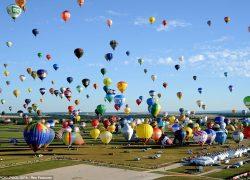 Фестиваль Воздушных Шаров — Переславль-Залесский