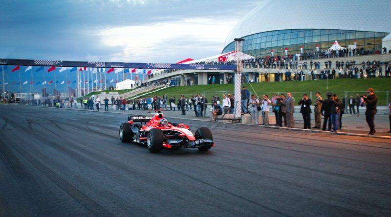 Формула 1 Гран При Сочи