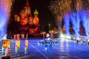 Фестиваль «Спасская Башня 2021» — Москва