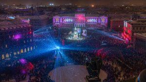 Фестиваль Света Санкт-Петербург