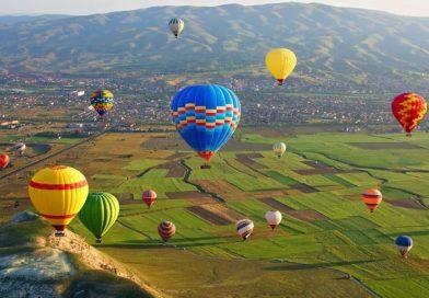 Фестиваль Воздушных Шаров Каппадокия Турция