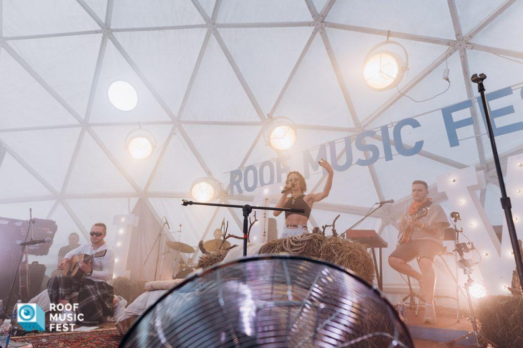 Фестиваль Roof Music Fest Санкт-Петербург