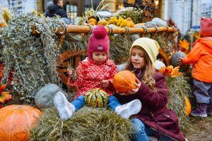 Гастрономический Фестиваль Золотая Осень Москва